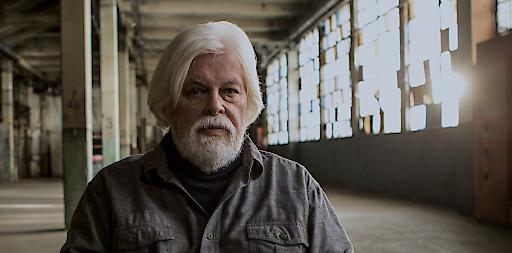 Paul Watson, Gründer von Sea Shepherd
