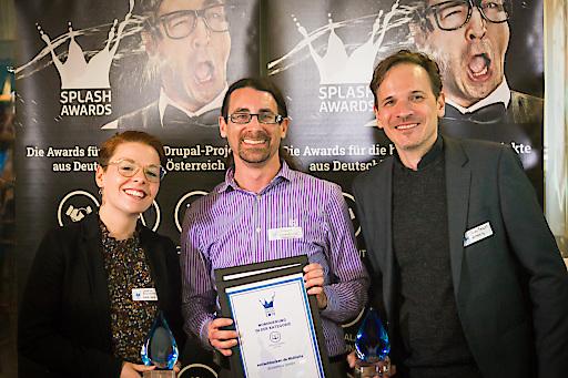 Splash Awards Preisträger drunomics GmbH in der Kategorie Verlage / Medien Österreich