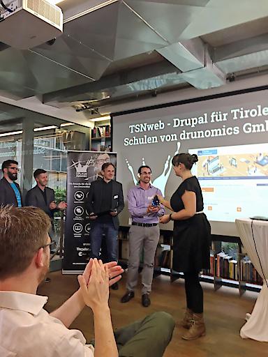 Splash Awards Preisträger drunomics GmbH in der Kategorie Bildung Österreich