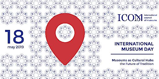 Logo ICOM Internationaler Museumstag 2019