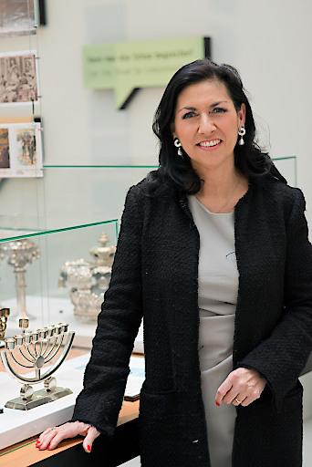 Dr. Danielle Spera, Präsidentin ICOM Österreich