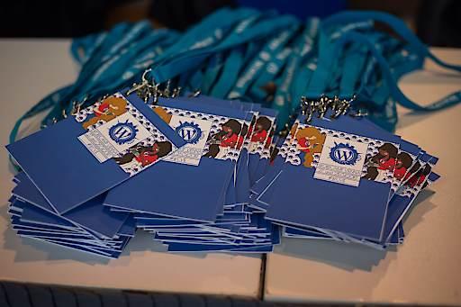 Badges am WordCamp Vienna 2019