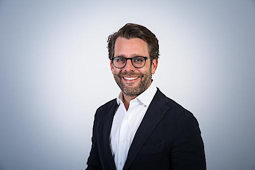 Markus Graf (40) ist ab Juni 2019 Chief Commercial Officer der Wiener Zeitung GmbH