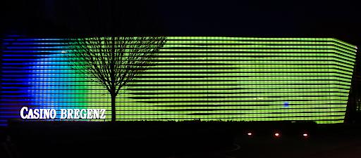 Casino Bregenz leuchtet für NF