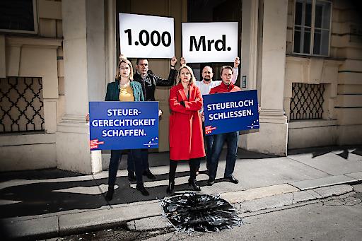 Die EU-KandidatInnen der sozialdemokratischen GewerkschafterInnen fordern den österreichischen Finanzminister und die gesamte Bundesregierung zum Handeln beim Thema Steuergerechtigkeit auf.
