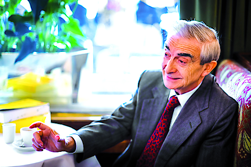 Univ.-Prof. Dr. Werner Doralt im Gespräch
