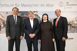 Die Elisabethinen Wien-Mitte eröffnen das Zentrum für Menschen im Alter