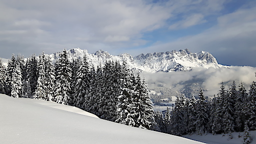 Ein schneereicher Winter machte Gäste, Einheimische und Touristiker glücklich