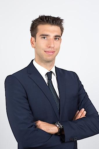 Christopher Kampner, Head of Sales von CORUM in Österreich