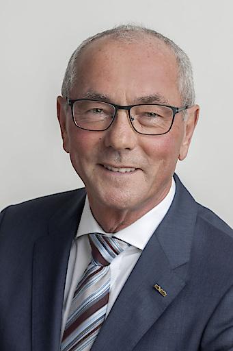 Porträit Ewald Sacher, neuer Präsident der Volkshilfe Österreich B