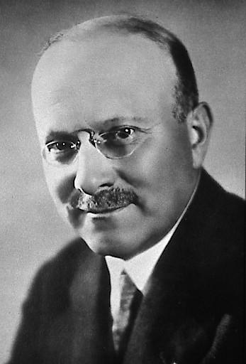 André Citroën, Gründer der gleichnamigen Automobilmarke 100 JAHRE CITROËN