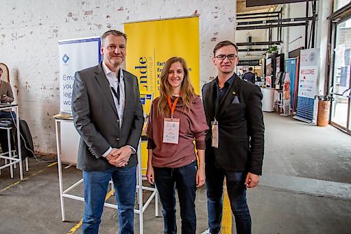 Linde Verlag als Partner bei der ersten Vienna Legal Tech in Wien