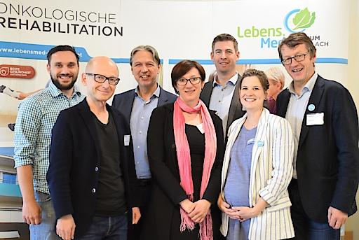 Großes Interesse an der Fortbildungsveranstaltung im Lebens.Med Zentrum Bad Erlach (Onkologische Rehabilitation, Niederösterreich).