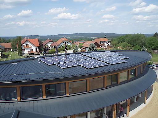 PV_Anlage am Sonnenplatz Großschönau