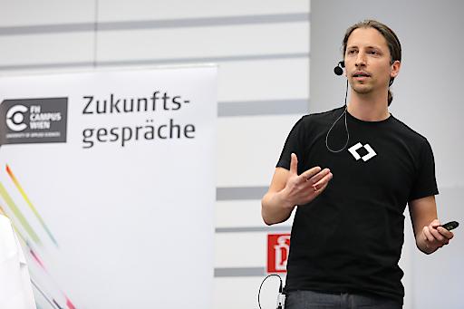 Zukunftsgespräche: FH Campus Wien denkt Bildung neu!