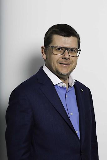 Günther Reder , der neue Obmann des Fachverband Güterbeförderung