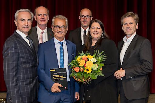 Verleihung Ehrenzeichen Karl Wurm