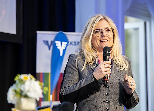 VOLKSBANK WIEN AG als Leitbetrieb zertifiziert