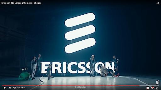 """Szene aus dem Ericsson-Film. Weiterer Text über ots und www.presseportal.de/nr/13502 / Die Verwendung dieses Bildes ist für redaktionelle Zwecke honorarfrei. Veröffentlichung bitte unter Quellenangabe: """"obs/Ericsson GmbH"""""""