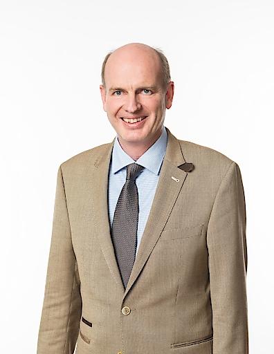 Portrait von GBV-Obmann Dipl.-Ing. Dr. Bernd Rießland