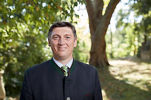 Vorstandsvorsitzender der MRPS Gerhard Rieß