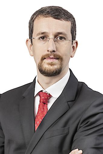Christian Kurz, Senior Manager und Computer-Forensiker bei PwC Österreich