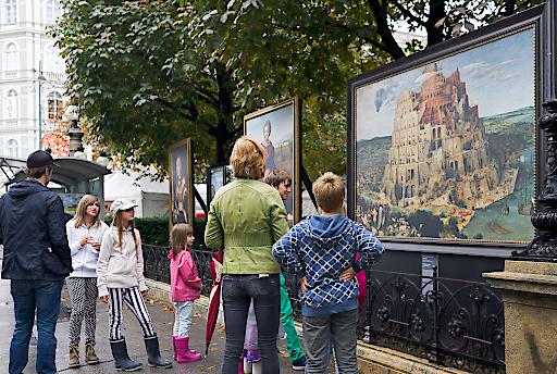 Kunsthistorisches Museum einen Sommer lang mit dem VOLXkino in Wien unterwegs