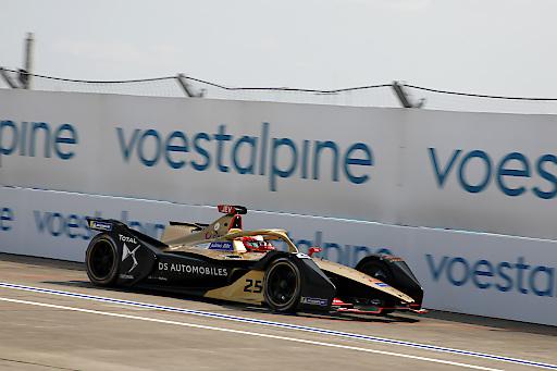 J.Enric Vergne Formel E Rennen Berlin