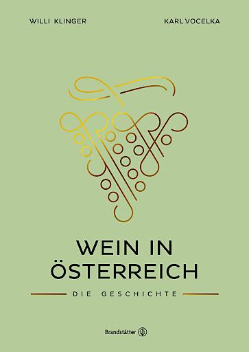 """Cover """"Wein in Österreich: Die Geschichte"""""""