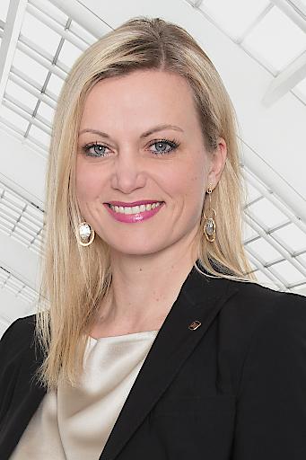Dr. Monika Racek, Vorstandsvorsitzende ADMIRAL Casinos & Entertainment AG.