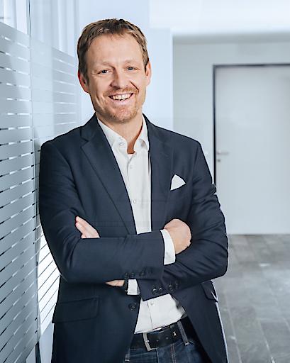 Neu gewählter GIRP-Präsident Mag. Bernd Grabner