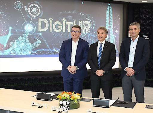 OMV und Aker BP geben Digitalisierungspartnerschaft bekannt