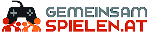 Logo der Website Gemeinsamspielen.at