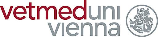 """IHS-Studie: """"Tierärztliche Versorgung in Österreich"""" - Logo der Veterinärmedizinischen Universität Wien"""