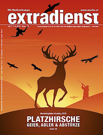 Cover ExtraDienst 5/2019