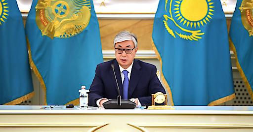 Kassym-Zhomart Tokajev (Präsident Kasachstan)