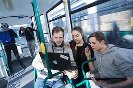 HPI-Wissenspodcast Neuland zur digitalen Bildung mit Professor Christoph Meinel: Wie werden wir in Zukunft lernen? (FOTO)