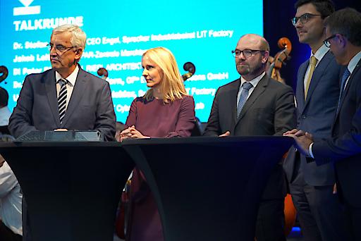 OIC Eröffnung in Linz am 5.6.19