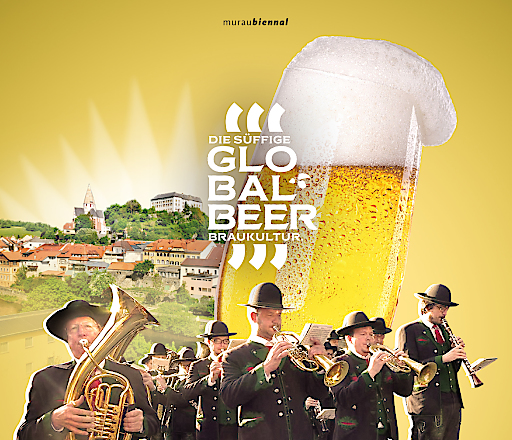 muraubiennal Global Beer startet am 15. Juni 2019