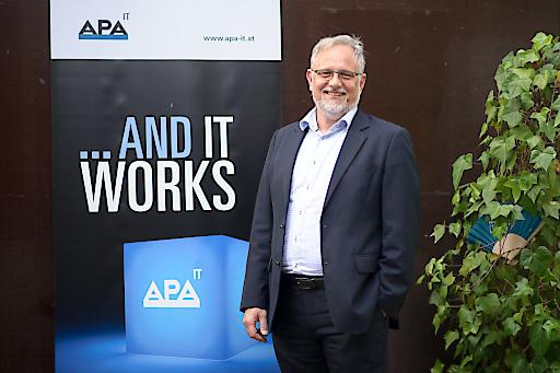 https://www.apa-fotoservice.at/galerie/18903 Das APA-IT-Sommerfest eröffnete APA-IT-Geschäftsführer Alexander Falchetto.