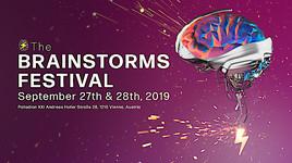 The Brainstorms Festival, September 27-28, Wien