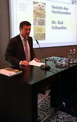 Jahrestagung des Bundesverbandes der Deutschen Kalkindustrie (BVK) (FOTO)