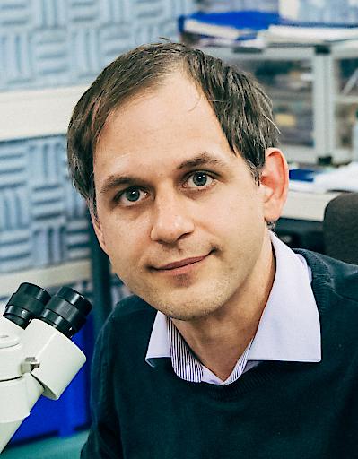 Der Materialwissenschaftler Christoph Gammer wurde mit einem hochdotierten Preis des FWF ausgezeichnet.