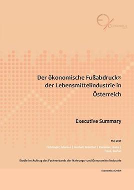 Aktuelle Studie: Österreichische Lebensmittelindustrie ist Wertschöpfungs-Champion