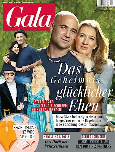 """GALA Cover 26/2019 (EVT: 19. Juni 2019) / Weiterer Text über ots und www.presseportal.de/nr/6106 / Die Verwendung dieses Bildes ist für redaktionelle Zwecke honorarfrei. Veröffentlichung bitte unter Quellenangabe: """"obs/Gruner+Jahr, Gala"""""""