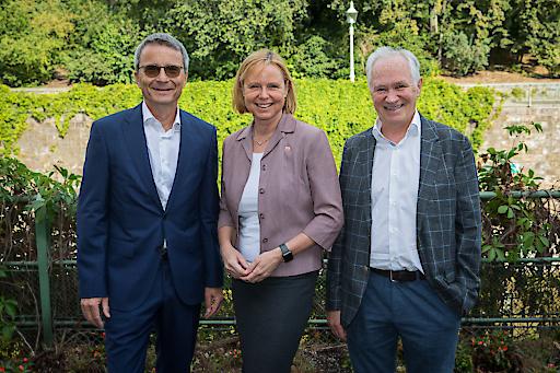 Pressekonferenz der Österreich Werbung und des Fachverbands der Seilbahnen Österreichs am 18. Juni 2019 in der Meierei am Stadtpark.