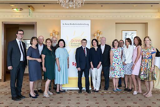 St Anna Kinderkrebsforschung Mentorenkomitee