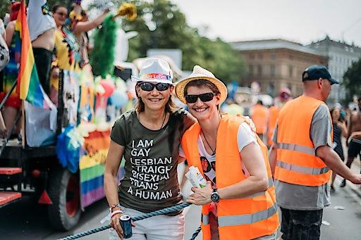 SoHo Simmering @ EuroPride2019