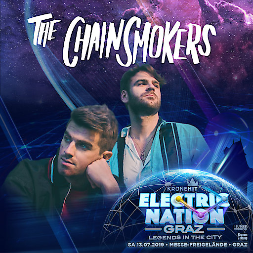 The Chainsmokers - Kronehit Electric Nation