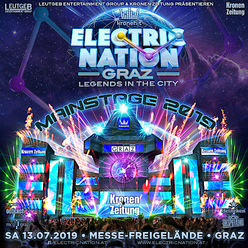 Main Stage - Kronehit Electric Nation